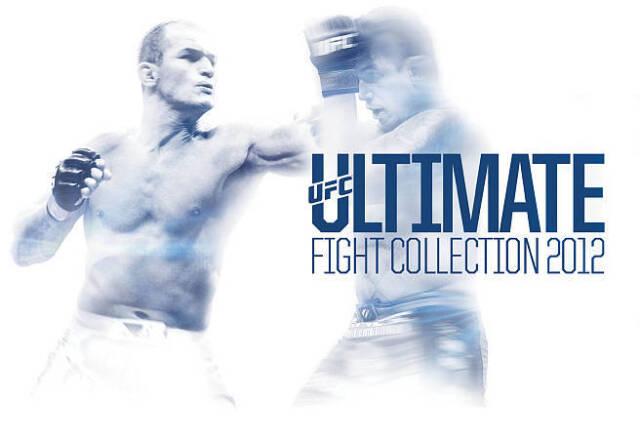 UFC: Ultimate Fight Collection 2012, Good DVD, Junior Dos Santos, Jon Jones, Fra