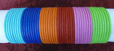 Ringelspitz gewachster Schnürsenkel FARBIG Senkel lüstiert Schuhbänder Schuhband