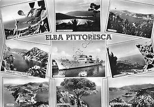 Cartolina-Postcard-Elba-Pittoresca-vedutine-1974