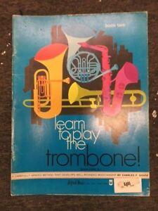 Inventif Apprendre à Jouer Méthode Trombone Livre 2-afficher Le Titre D'origine