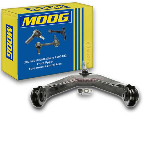 MOOG Front Upper Suspension Control Arm for 2001-2010 GMC Sierra 2500 HD pv