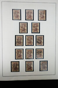 Portugal-Early-to-Mid-1900-039-s-Stamp-Collection