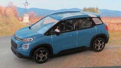 2020 CITROEN C3 1:64 Norev MIP Diecast Passenger Car White//Blue