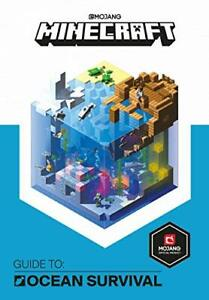 Minecraft-Guide-to-Ocean-Survival-by-Mojang-AB-Hardback-NEW-Book