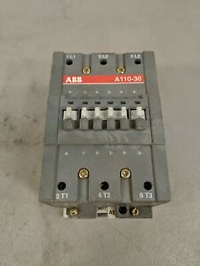 NEW ABB A110-30-11 A1103011 Contactor Quality assurance