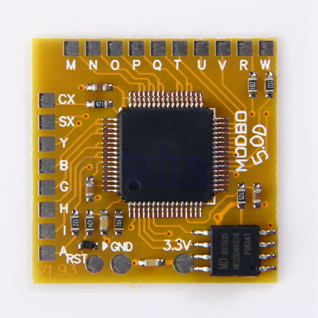 MODBO5.0 V1.93 Chip For PS2 IC/PS2 SupportHard Disk Boot NIC WT