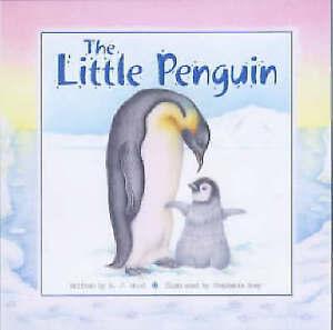 The-Little-Penguin-Wood-A-J-Good-Book