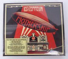LED ZEPPELIN Mothership Deluxe Edition 2 CD/1 DVD Set (2007 Atlantic) NEW/SEALED