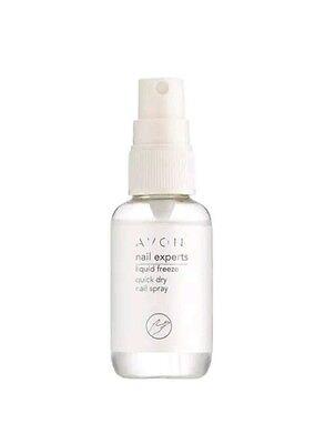 Avon Nail Experts Liquid Freeze Quick Dry Nail Spray - 50ml *FREE POST*