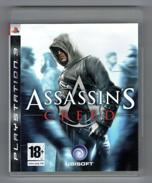 JEU PS3 ★ ASSASSIN'S CREED ★ SONY PLAYSTATION 3 ★ COMPLET