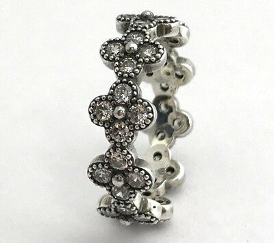 anello pandora fiori orientali