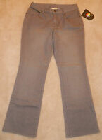 Jeanology Collection Gray Jeans Pants Women's Size 12 Denim