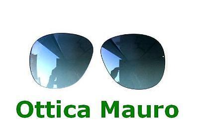 LENTI RICAMBIO PERSOL 9714 55 BLUE 56 LENSES SUNGLASSES OCCHIALE SPARE PARTS