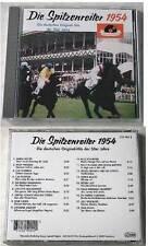 DIE SPITZENREITER 1954 / 18 O-Hits Maria Mucke, Paul Kuhn,... Polydor CD TOP