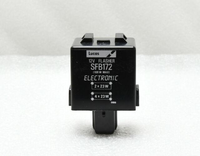 CARGO FLASHER UNIT RELAY INDICATORS 24V FOR LED LIGHT TURN SIGNAL 3 PIN 160953