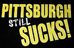 t shirts sucks Pittsburgh