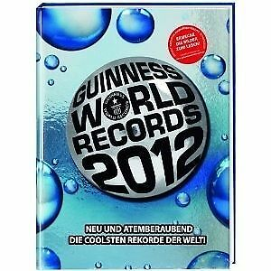Guinness World Records 2012 (2011, Gebundene Ausgabe)(K10)