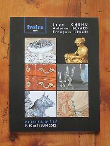 Contemplatif Catalogue Vente Lyon 9 A 11 Juin 2012 Dessins, Tableaux, Objets D'art, Mobiliers
