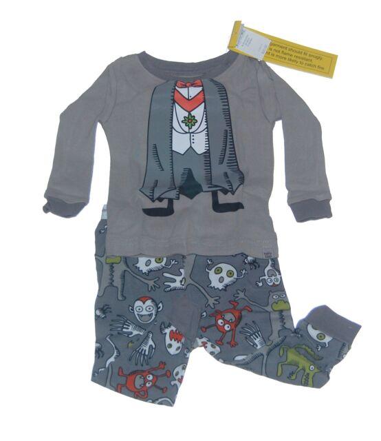 baby gap halloween costume vampire pajamas 3 3t nwt new