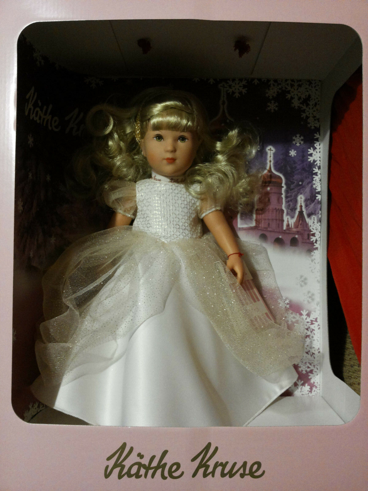 Käthe Kruse Puppe   Sophie Prinzessin