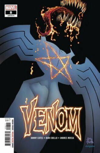 Venom #8NMMarvel Comics 2019