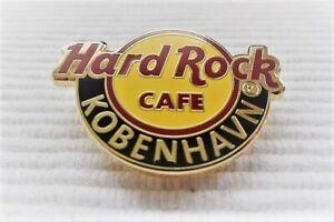 1 Hard Rock Cafe Logo  Pin Rund Kopenhagen