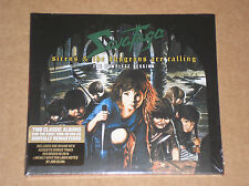 SAVATAGE - SIRENS & THE DUNGEONS ARE CALLING - CD + BONUS TR. SIGILLATO (SEALED)