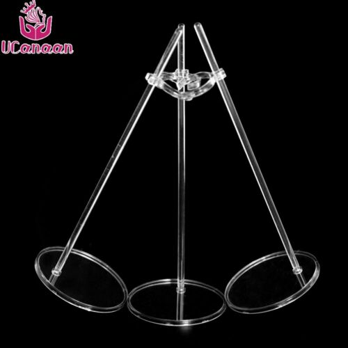 5 pcs//lot Doll Accessories Stand Display Holder Suitable for 1//6 Dolls
