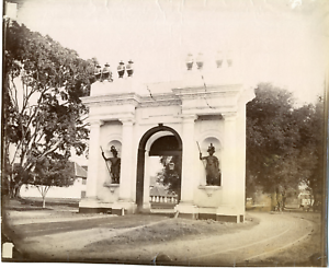Woodbury-amp-Page-Indonesie-Java-Batavia-Amsterdam-Gate-Amsterdamse-Poort-Kas