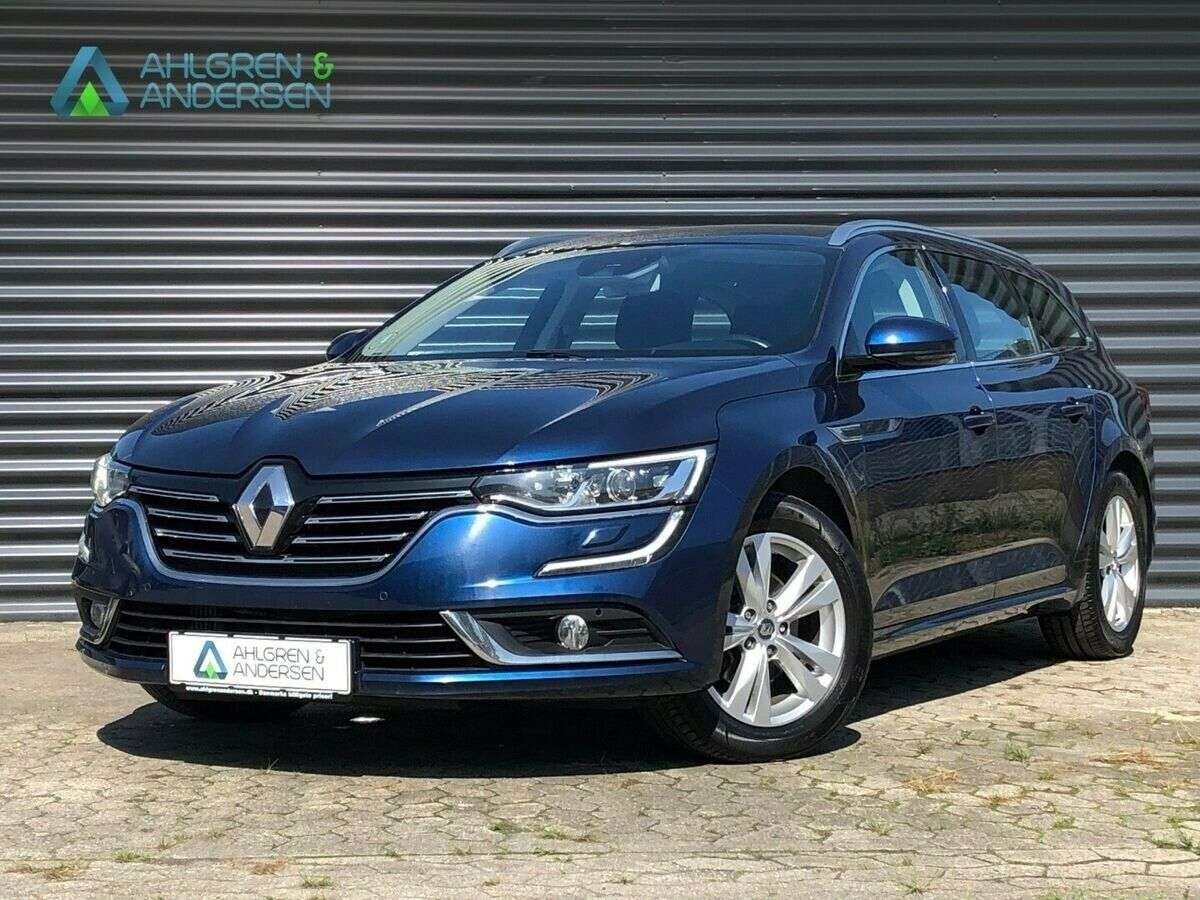 Renault Talisman 1,6 dCi 130 Zen ST EDC 5d