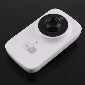 720P HD Wireless Wifi Baby Monitor Camera Audio Video Night Vision Phone alarm