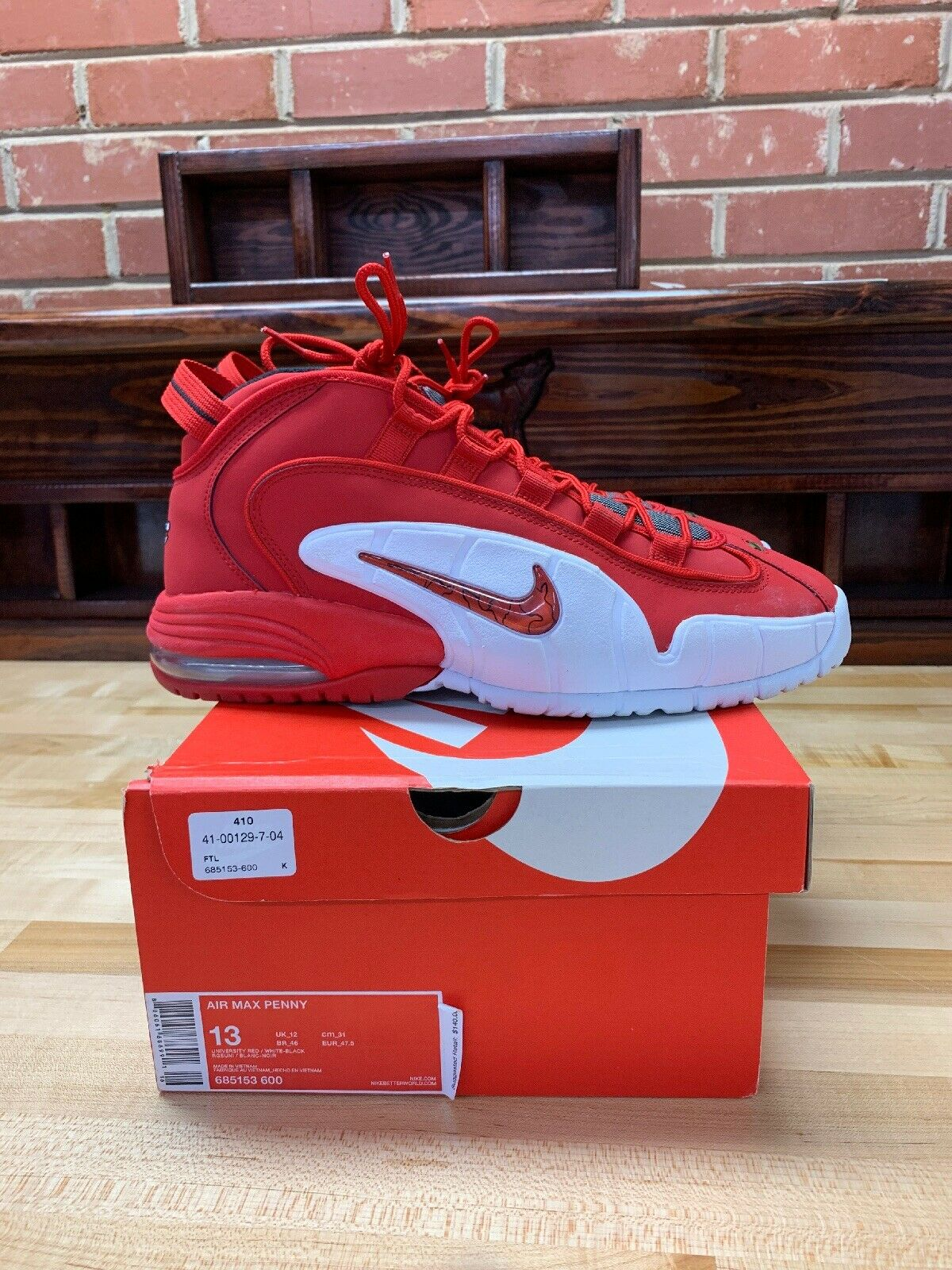 0a711c50f6a Nike Air Max Sz 13 Rival Pack Penny nfzoui4491-Athletic Shoes - www ...