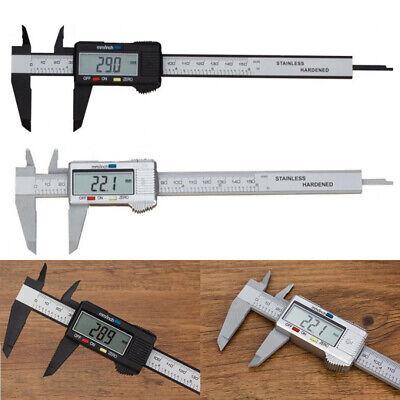 "6 /""150mm Digital Digital Vernier Caliper Micromètre Guage LCD"