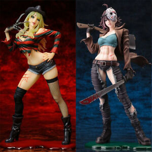 Freddy VS Jason Jason Voorhees Bishoujo Statue Kotobukiya 1//7 Scale