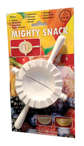 Mighty Snack Maker Small