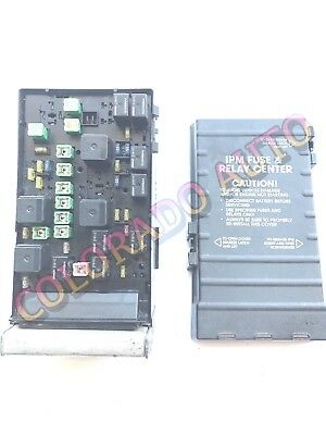 2003 town and country fuse box tested 2003 chrysler town   country integrated fuse box module  tested 2003 chrysler town   country
