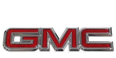 Chevy GMC Yukon Denali Crome Emblem Name Plate OEM  2007-2011