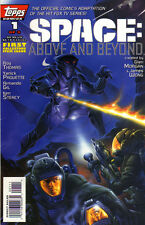 SPACE ABOVE AND BEYOND (1996) #1 (of 3) - Back Issue