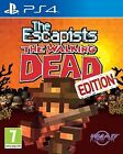 The Escapists The Walking Dead Edition Ps4 PlayStation 4 Game Sony