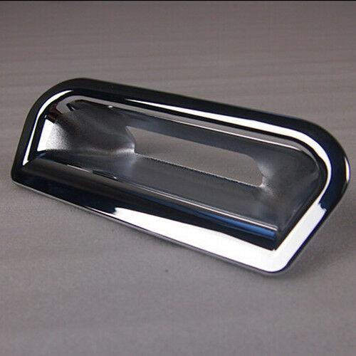 Chrome Car Rear Tail Door Handle Bowl Frame Trims For Honda CRV CR-V 2012-15 k