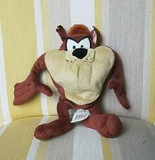 "Taz the Tasmanian Devil 10"" plush soft toy from Looney Tunes  Warner Bros"