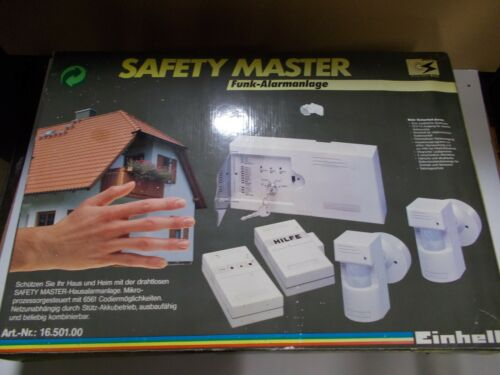 Safety Master Hausalarmanlage Einhell