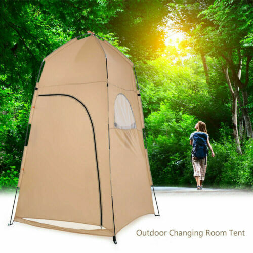 Outdoor Portable Up Tent Pop Camping Shower Toilet Changing Room Privacy Instant