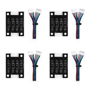 4-Pack-TL-Smoother-Diode-Kit-Addon-Module-For-3D-Printer-Stepper-Motor-Drivers