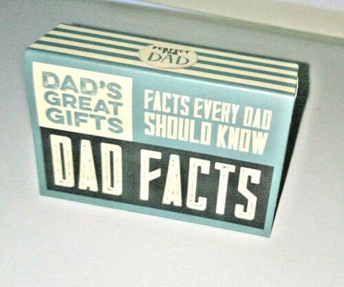 Dad/'s Day Off bons//Papa Dansant Moves//sait mieux cartes//50 faits//blagues