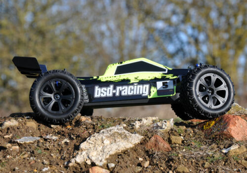 BSD Racing Flux Assault V2 RC Buggy 4wd FAST Radio Remote Controlled Car