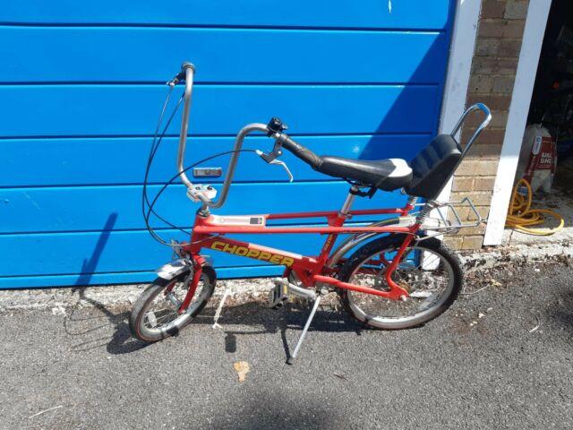 Raleigh Chopper Bike Mk3 For Sale Ebay