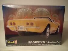 1968 Corvette Roadster 2 in 1 1/25th scale model kit by Revell