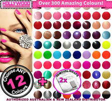 Pick ANY 12x Bluesky Soak Off UV/LED Gel Nail Polish + Removal Wraps