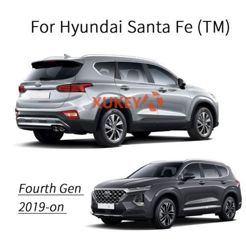 Vorne+Hinten 2020 Auto Schmutzfänger Spritzschutz Für Hyundai Santa Fe TM 2019